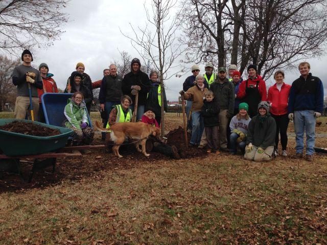 Dec. 7 Planting Crew (2)
