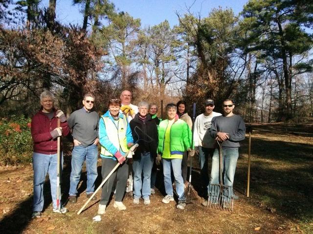 FHP Mulch Day